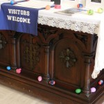 Visitors are always welcome at Christ Church!