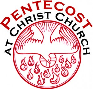 Pentecost at Christ Church v2