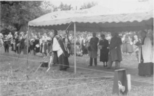 Groundbreaking, May 17, 1953